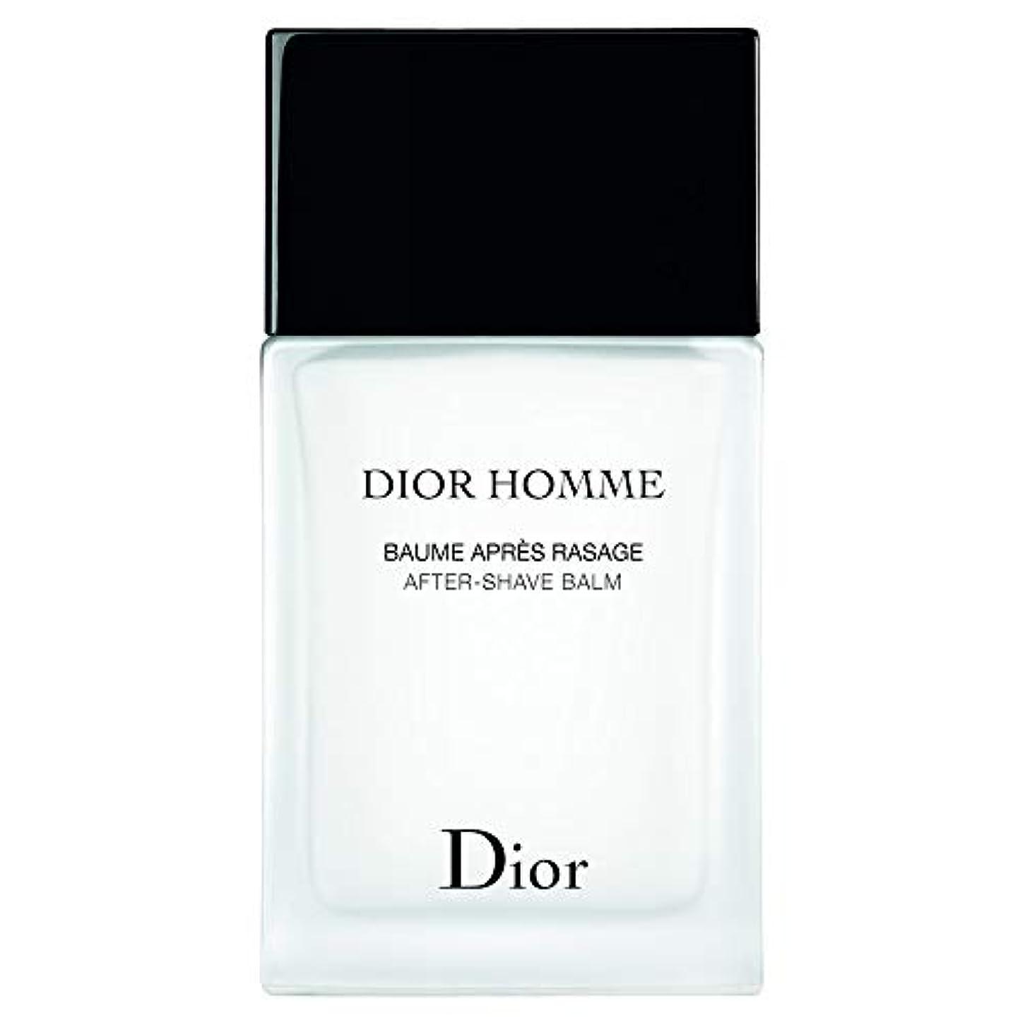 依存する銅桁[Dior] ディオールオムアフターシェーブバーム100ミリリットル - Dior Homme After-Shave Balm 100ml [並行輸入品]