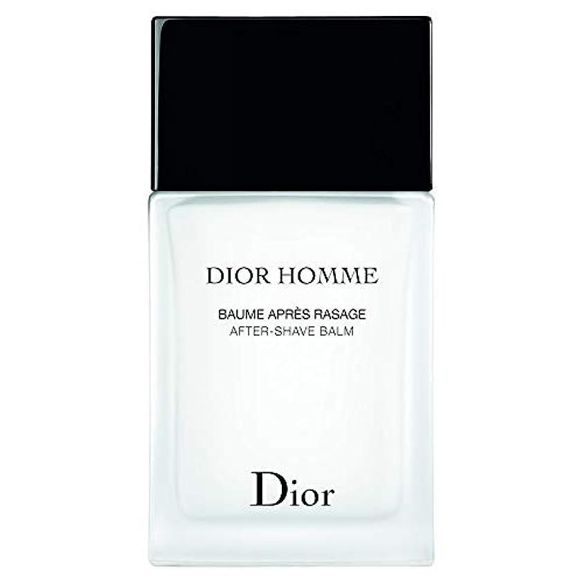 広いお風呂を持っているコントロール[Dior] ディオールオムアフターシェーブバーム100ミリリットル - Dior Homme After-Shave Balm 100ml [並行輸入品]