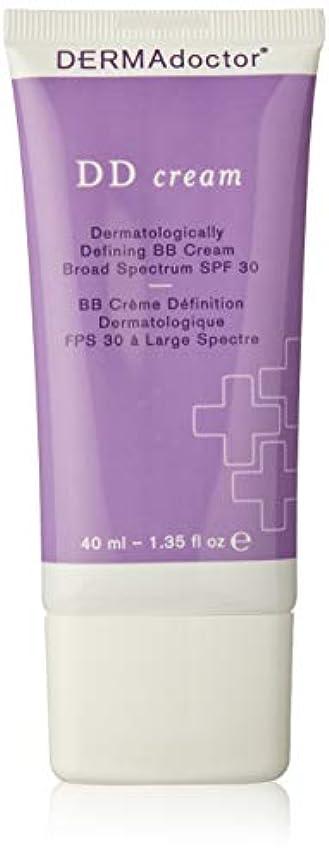 誤解を招く時期尚早シガレットダーマドクター DDクリーム (皮膚科医認証 BBクリーム SPF30) 40ml/1.3oz