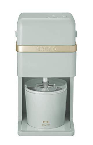 BRUNO アイスクリーム&かき氷メーカー [ブルーグリーン / BOE061]