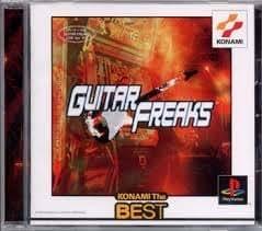 ギターフリークス(コナミ ベスト)
