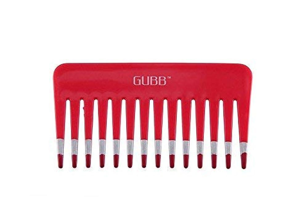 GUBB Vital Shampoo Comb (Wide & Coarse Teeth) [並行輸入品]