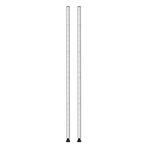ルミナス ポール径19mm用パーツ ポール(支柱) ポール 70cm(2本セット) 高さ70cm PHT-0070SL