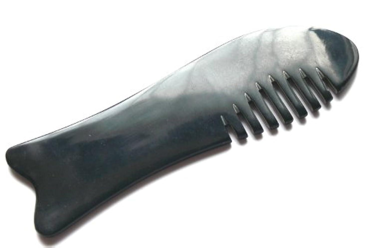 大ミュウミュウシステムかっさ板、美容、刮莎板、グアシャ板,水牛角製