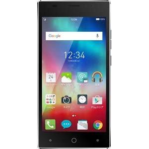 フリーテルSIMフリースマートフォン「Priori4」FTJ162D-PRIORI4