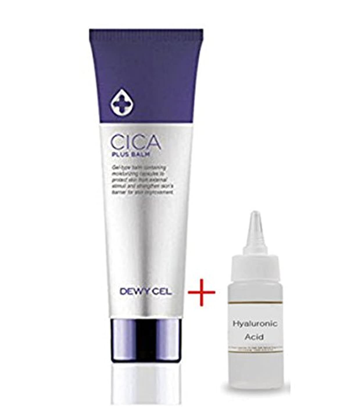 セール切り離すテレビを見るDEWY CEL (DEWYCELL) Cica Plus Balm 50ml+ Ochloo Hyaluronic Acid 10ml
