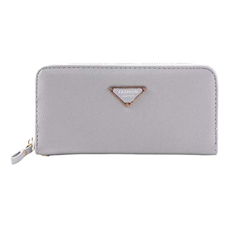 レディース財布、三番目の店 ファッション 女性の手紙 ロングウォレットコインケースカードホルダーハンドバッグの電話袋