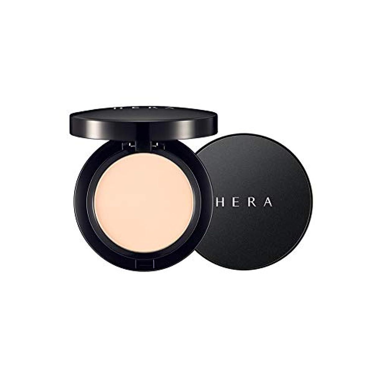 栄光楽しませるアクティビティ【HERA公式】ヘラ パーフェクト パウダー パクト 10g/HERA HD Perfect Powder Pact 10g (17号 ピンクベージュ) #17 Pink Beige