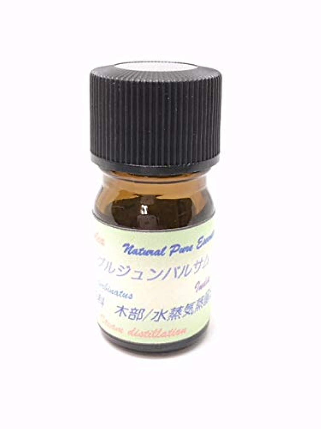 アピール防衛簡単なグルジュンバルサム精油5ml Gurjun Balsam エッセンシャルオイル