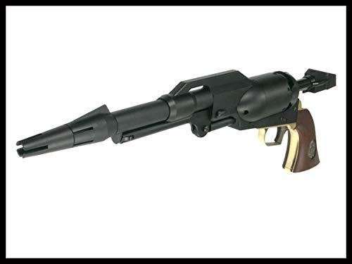 (ハートフォード)HWS ディスプレイ モデルガン本体 戦士の銃 コスモドラグーン シリアルNo1 キャプテンハーロック 松本零士公認