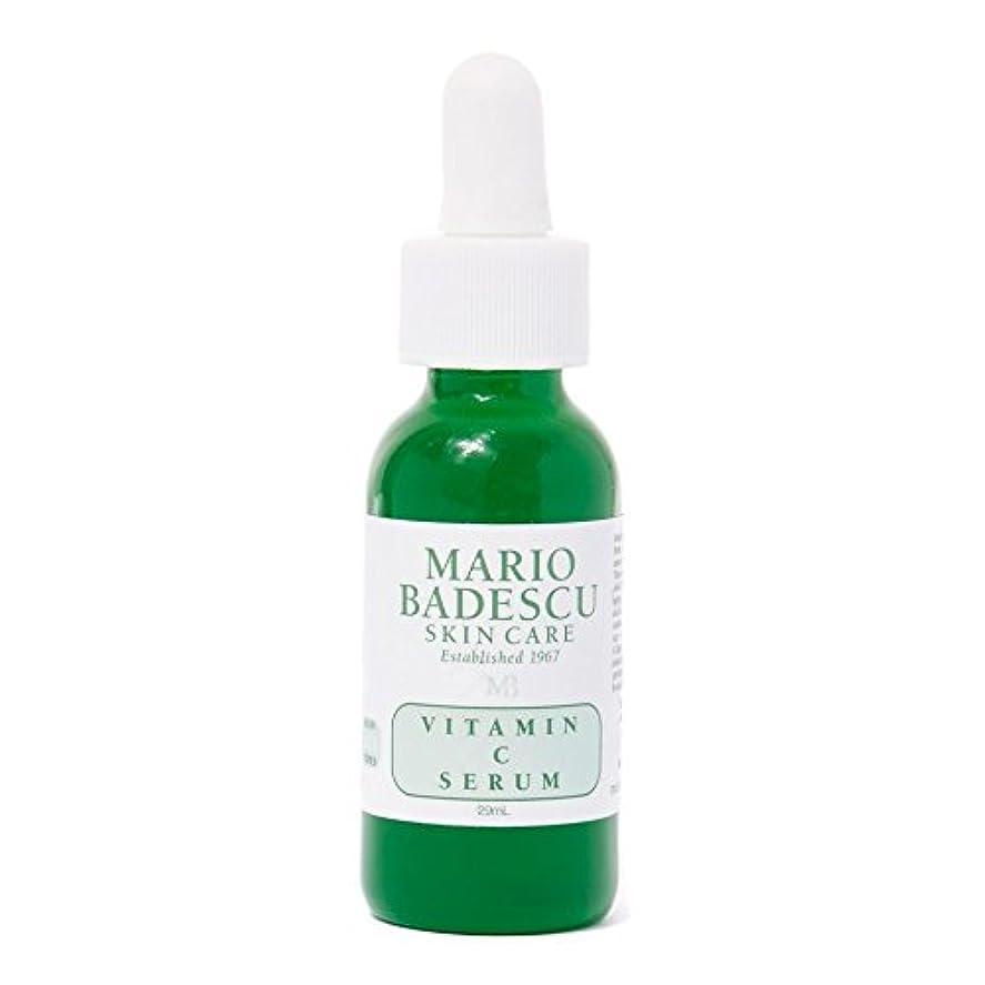 スムーズに管理します分子Mario Badescu Vitamin C Serum 29ml (Pack of 6) - マリオ?バデスキュービタミンの血清29ミリリットル x6 [並行輸入品]