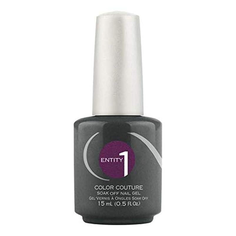 いとこ不機嫌がっかりするEntity One Color Couture Gel Polish - Posh Pixie - 0.5oz / 15ml