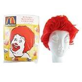 これであなたもマクドナルドのキャラクターに★【ロナルド・マクドナルド ウィッグ】 [おもちゃ&ホビー] [おもちゃ&ホビー]