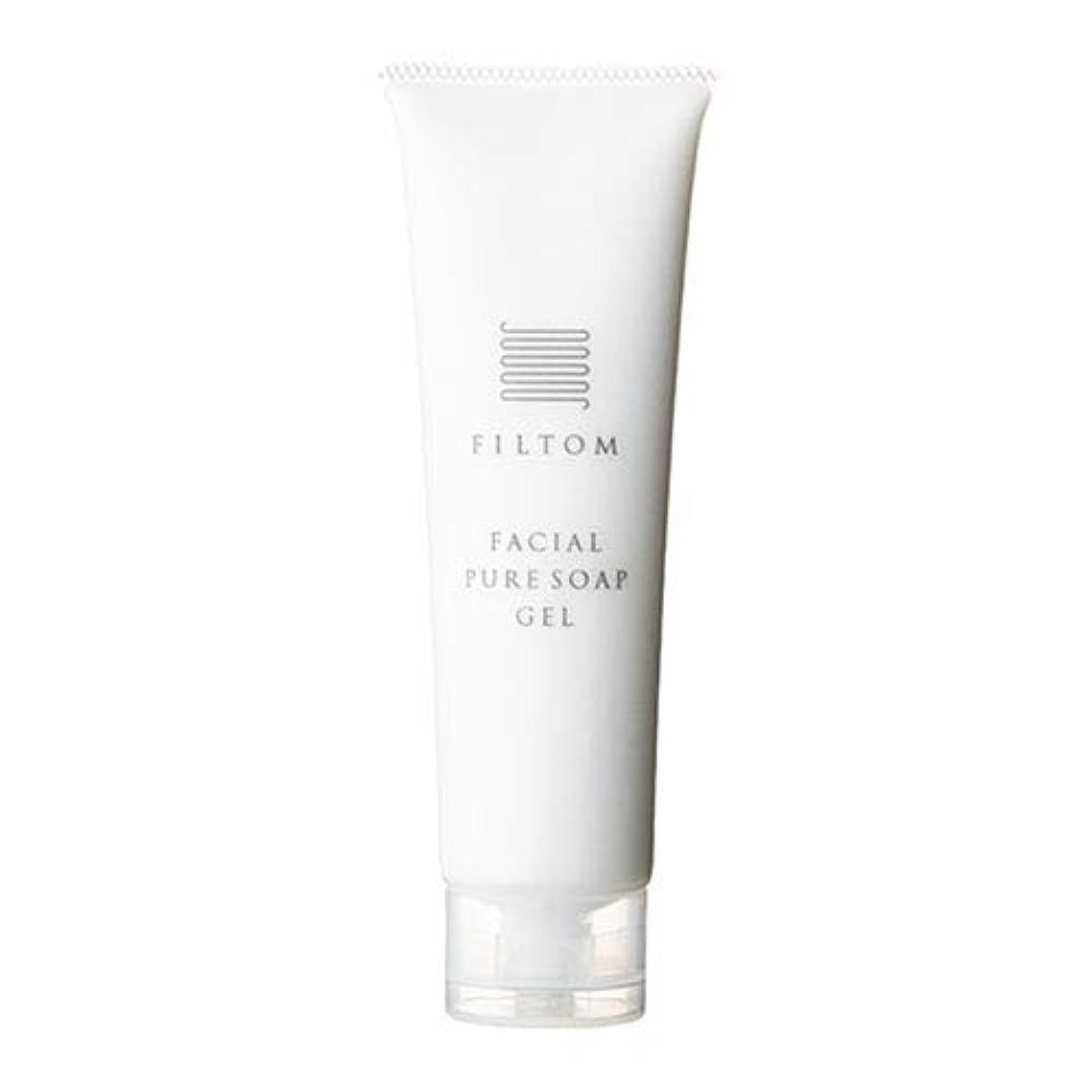 扇動調和のとれたより平らなフィルトム純石鹸ベース洗顔フォーム S6A 100mL