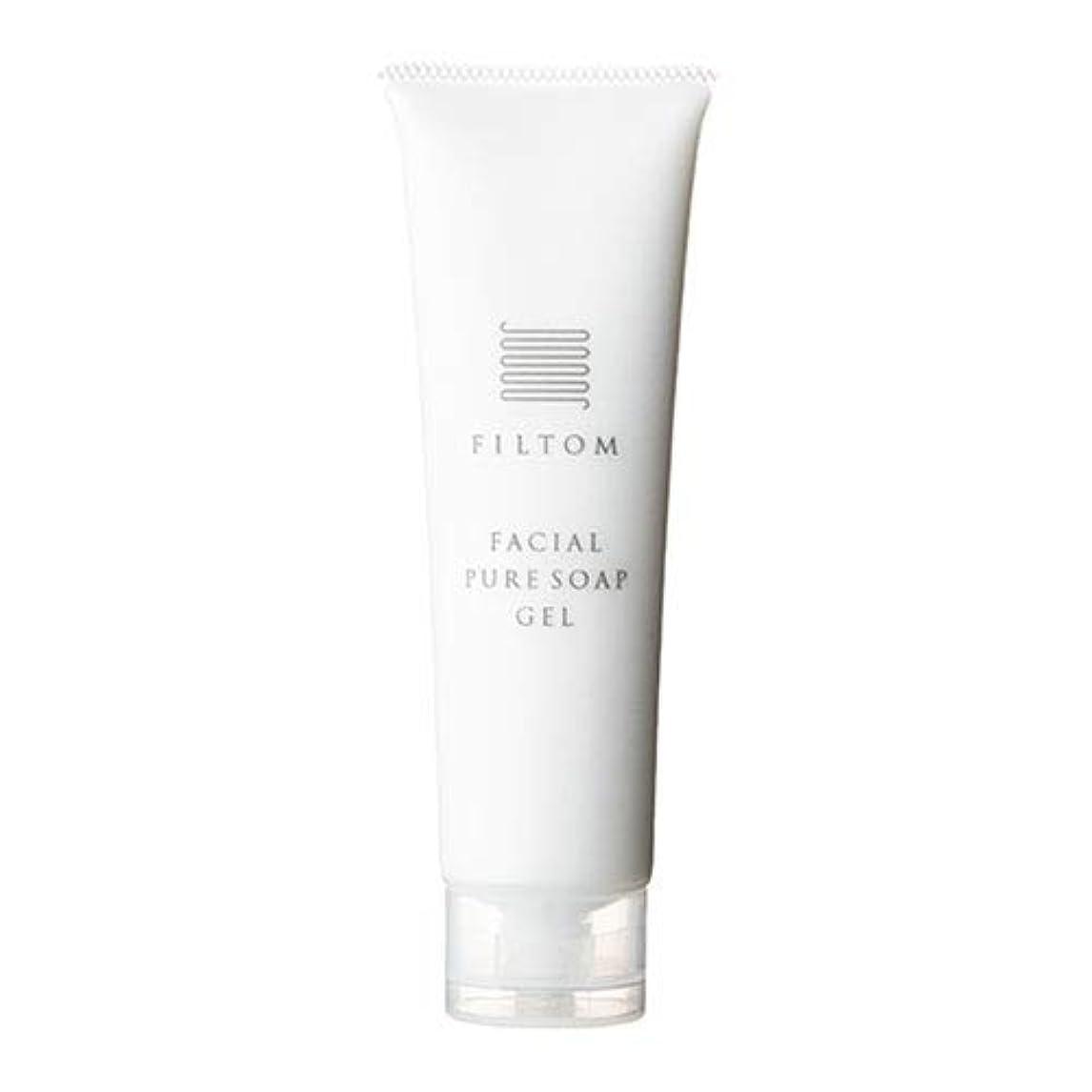 退屈させる装置犯すフィルトム純石鹸ベース洗顔フォーム S6A 100mL