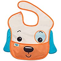 Oopsibaby Waterproof Feeding Bib, Dylan the Dog by Oopsibaby