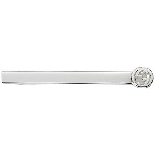 (グッチ) Gucci メンズ ネクタイピン Interlocking G Tie Bar [並行輸入品]