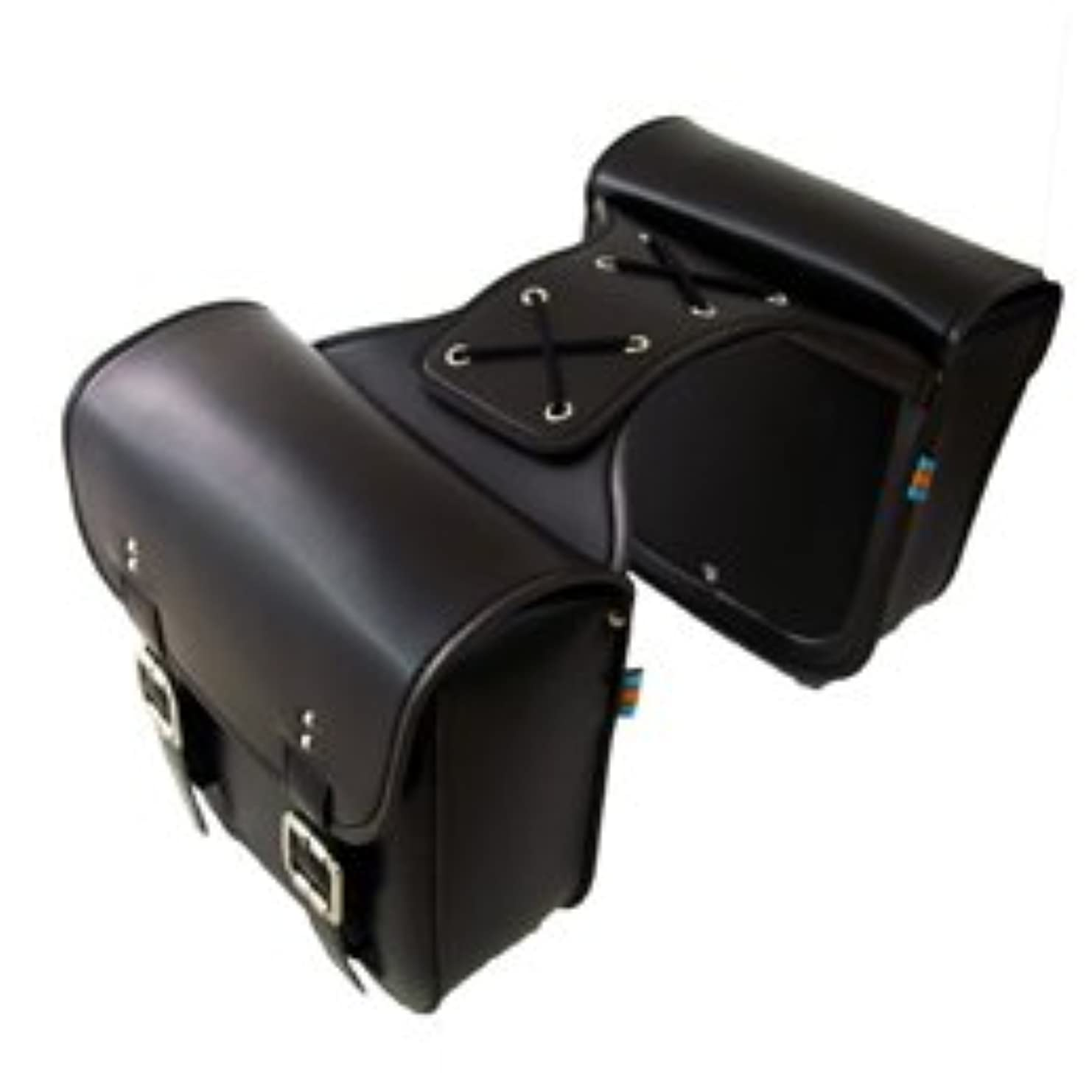 シャープ年次動的【まとめ 4セット】 ITPROTECH バイク用サイドバッグ アメリカンタイプ YT-BKSIDEBAG