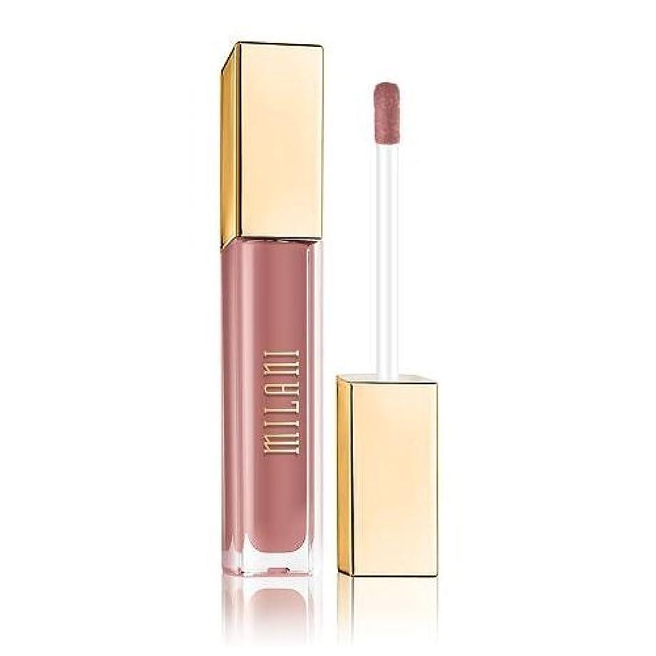 大事にするコイル口実MILANI Amore Matte Lip Creme - Adorable (並行輸入品)