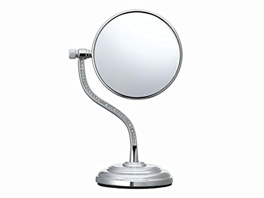 偽装する過去渇きコイズミ 拡大鏡 サイズφ75mm シルバー KBE-3060/S