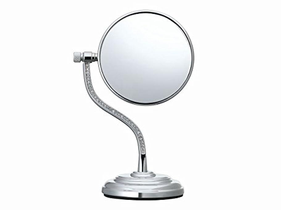 鈍い不透明なサワーコイズミ 拡大鏡 サイズφ75mm シルバー KBE-3060/S