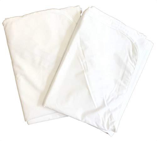 【全11サイズ】【2枚セット】防水アンダーシーツ 敷きパットタイプ(シングルサイズ/100×205cm)...