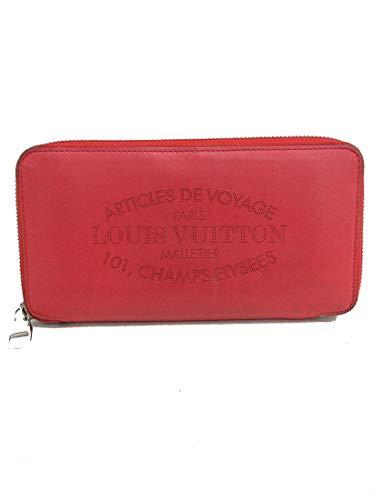 LOUIS VUITTON(ルイヴィトン) パルナセア ポルトフォイユ イエナ M58207 赤 レッド 【ブランド財布】 【中古】 netshop
