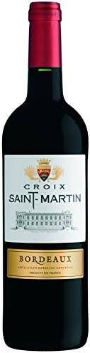 【熟したベリーの果実味たっぷり】クロワ サンマルタン ルージュ 750ml[フランス/赤ワイン/フルボディ/Winery Direct]
