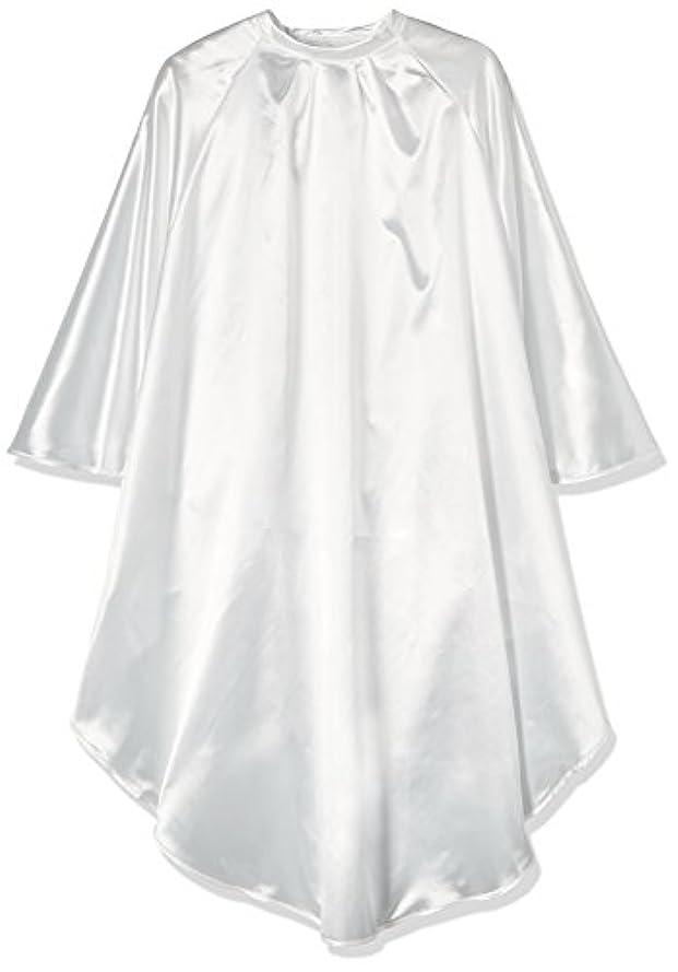 バラ色連結するバッフルTBG 袖付きカットクロスATA ホワイト