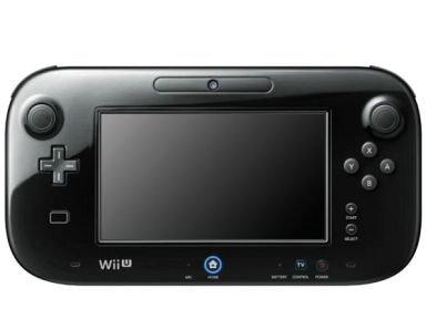 Wii U Game Pad Kuro (仮称)