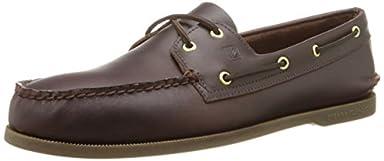 Authentic Original Boat Shoe: Amaretto