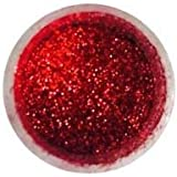Oh! Sweet Art Christmas RED Disco Cake 5 gr Decoration, Toppers, Wedding, Cupcakes, Fondant, Cake pops 5g