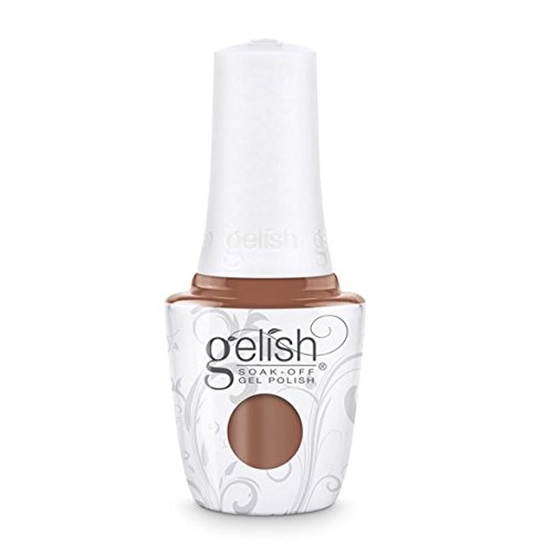 五昼食詩Gelish Soak-Off Gel - African Safari Collection - Neutral By Nature - 15 ml/05 oz