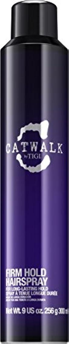 トースト暖炉機関Catwalk しっかりホールドヘアスプレー、9.0オンス バイオレット