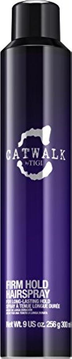 人事合図通行料金Catwalk しっかりホールドヘアスプレー、9.0オンス バイオレット