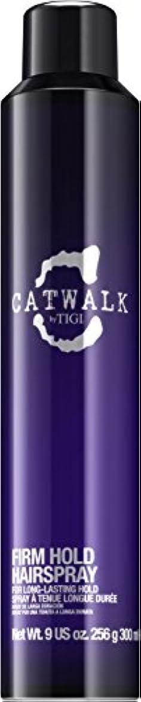 バウンドタブレット残り物Catwalk しっかりホールドヘアスプレー、9.0オンス バイオレット