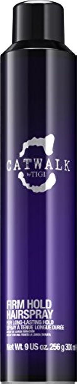 膜保安請求Catwalk しっかりホールドヘアスプレー、9.0オンス バイオレット