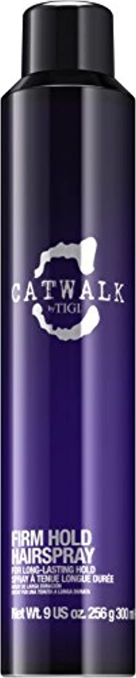 傾向があります青横Catwalk しっかりホールドヘアスプレー、9.0オンス バイオレット