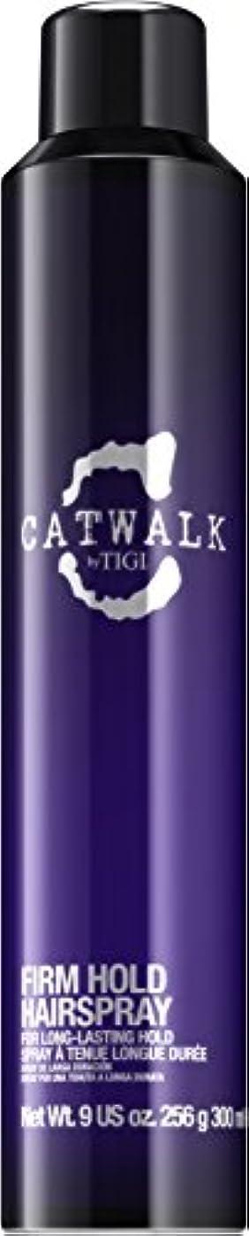 黒板定期的エゴマニアCatwalk しっかりホールドヘアスプレー、9.0オンス バイオレット