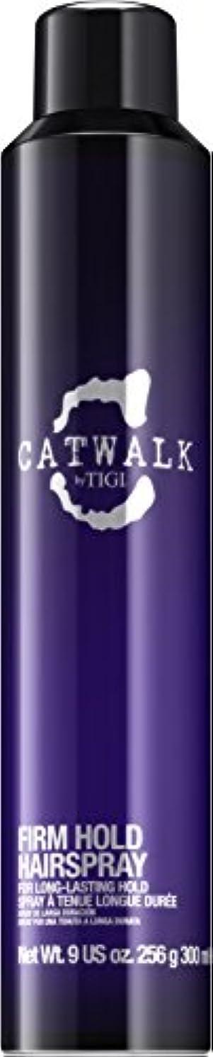 ふさわしいまもなく矛盾するCatwalk しっかりホールドヘアスプレー、9.0オンス バイオレット