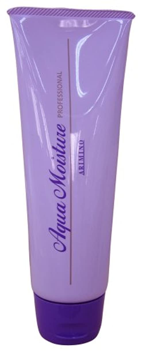生産的神経衰弱曲げるアリミノ アクアモイスチュア(洗い流さないヘアトリートメント)230g