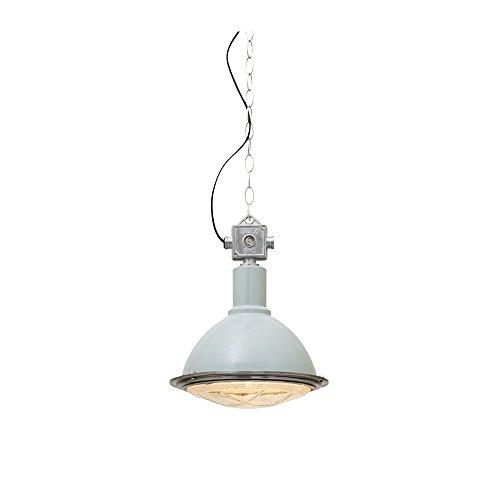 RoomClip商品情報 - ペンダントライト 1灯 電球付属 Divot - ディボット - グレー ~4.5畳 LT-1887GY インターフォルム(INTERFORM)
