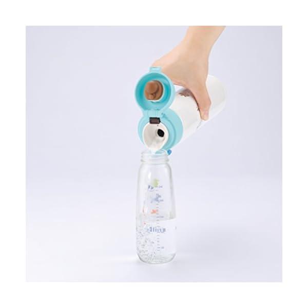 サーモス 調乳用ステンレスボトル 0.5L ミ...の紹介画像4