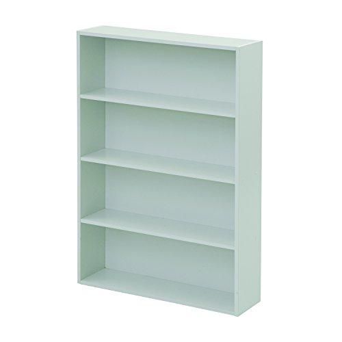 RoomClip商品情報 - 山善(YAMAZEN) 文庫本収納ラック 本棚カラーボックス ホワイト CMCR-9060(WH)