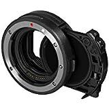 Canon ドロップインフィルターマウントアダプター EF-EOS R 可変式NDフィルターA付 EOSR対応 DP-EF-EOSRND