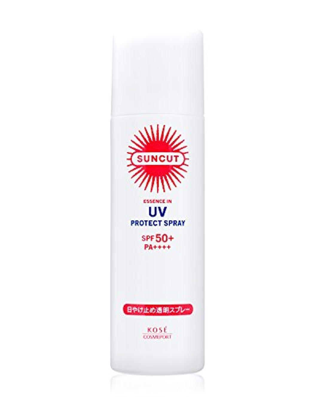 占める運命かき混ぜるKOSE コーセー サンカット 日焼け止め 透明 スプレー 無香料 90g SPF50+ PA++++