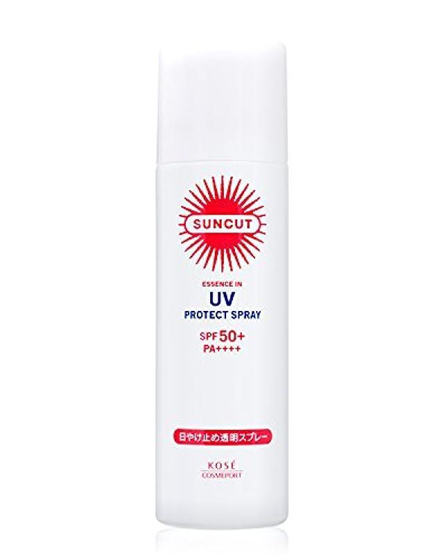 有名事実上潜むKOSE コーセー サンカット 日焼け止め 透明 スプレー 無香料 90g SPF50+ PA++++