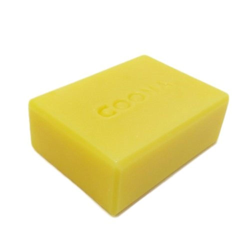 伝導引っ張る警戒洗顔石鹸 COONAピュアEO石けん イランイラン (天然素材 自然派 コールドプロセス 手作り せっけん) 80g