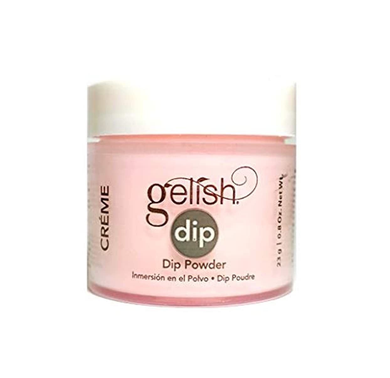 不均一来て試すHarmony Gelish - Dip Powder - All About The Pout - 23g / 0.8oz