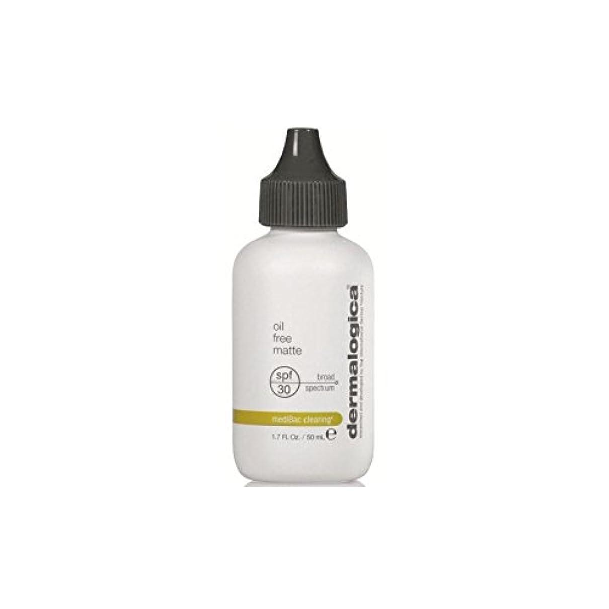 渦部汚物ダーマロジカオイルフリーマット 30 x4 - Dermalogica Oil-Free Matte Spf 30 (Pack of 4) [並行輸入品]